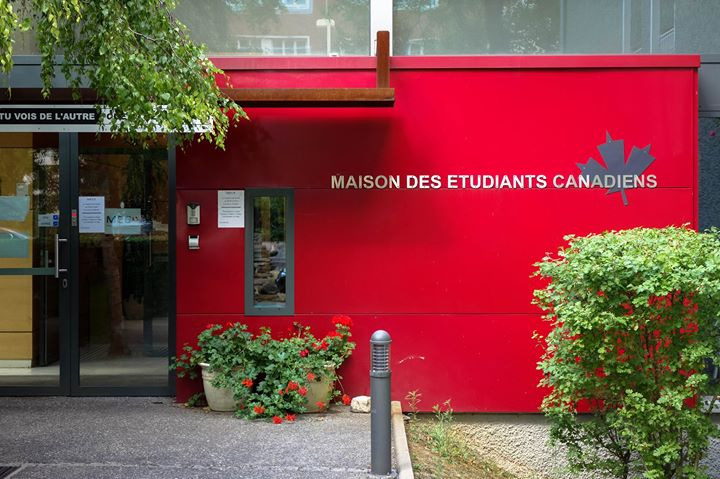 Maison Des Etudiants Canadiens cover