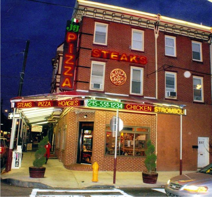 J&J South Philly Pizza cover