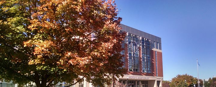 Hilton C. Buley Library, Southern Connecticut State University cover