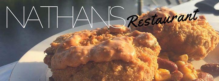 Nathan's Restaurant cover