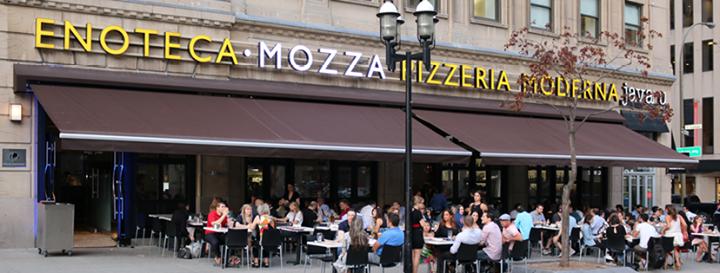 Enoteca Monza - Pizzeria Moderna cover