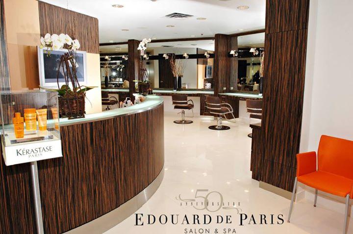 Edouard de Paris Salon & Spa cover