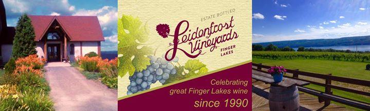 Leidenfrost Vineyards cover