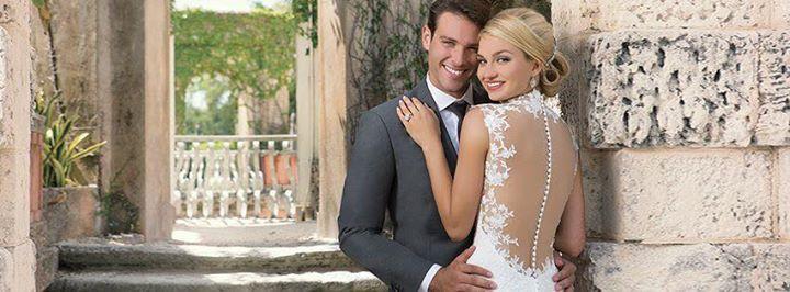 Brautmoden für Männer und Frauen, die sich trauen cover