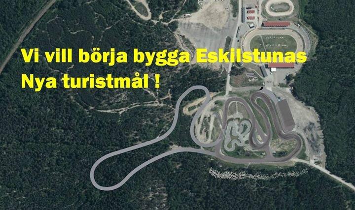 Eskilstuna MotorSport Arena cover