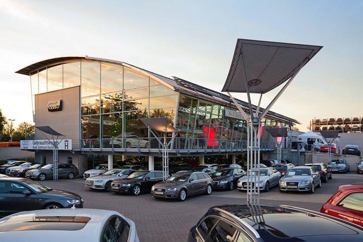Audi Zentrum Karlsruhe cover