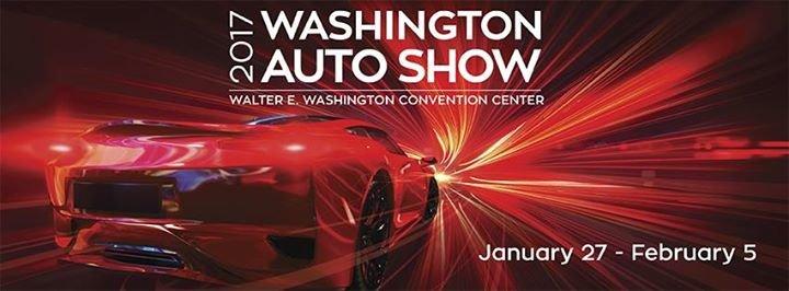 The Washington Auto Show cover