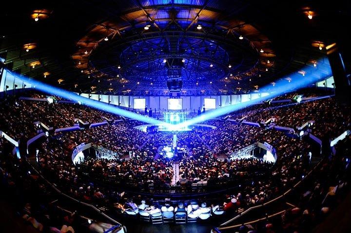 Hampton Coliseum cover