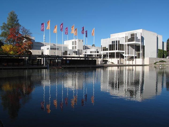 Espoon kulttuurikeskus  Espoo Cultural Centre cover