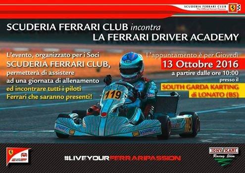 Scuderia Ferrari Club Reggio Calabria cover