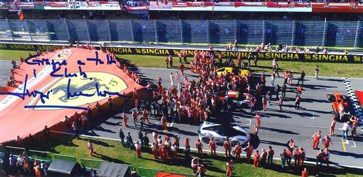 Scuderia Ferrari Club Parma cover