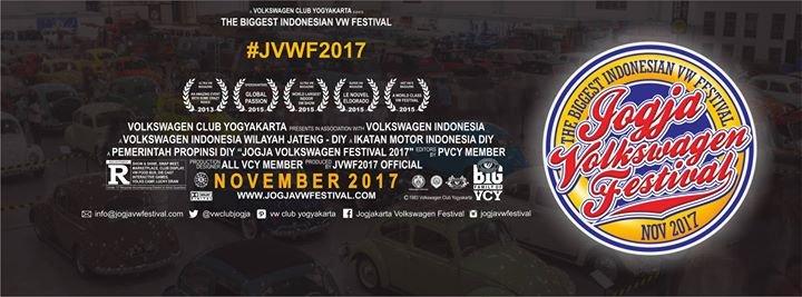 Jogjakarta Volkswagen Festival cover