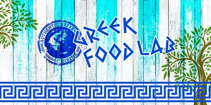 Greek Food Lab cover