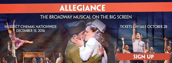 Allegiance - A New Musical cover