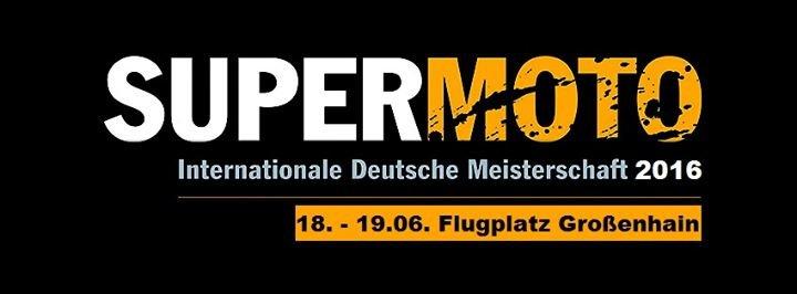 Supermoto Deutsche Meisterschaft cover