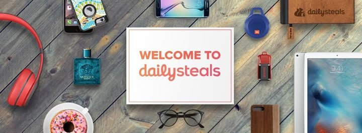 Daily Steals cover