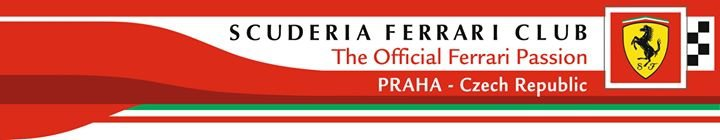 Scuderia Ferrari Club Praha cover