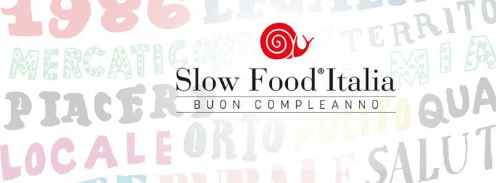 Slow Food Italia cover