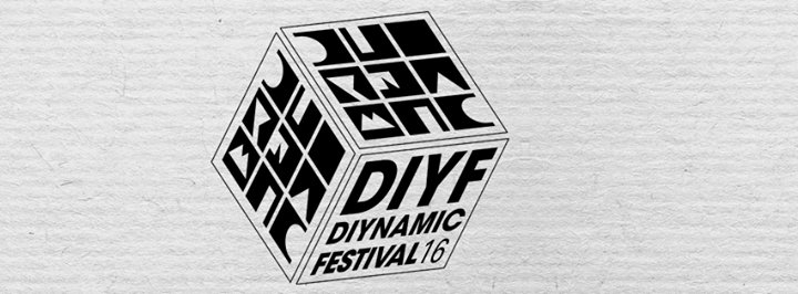 DIYNAMIC FESTIVAL cover