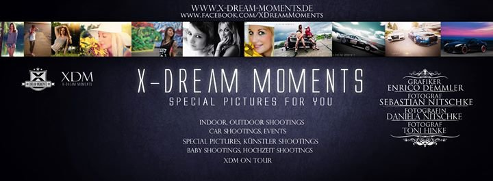 X-Dream Moments cover
