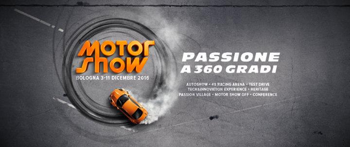 Motor Show Bologna - Pagina Ufficiale cover