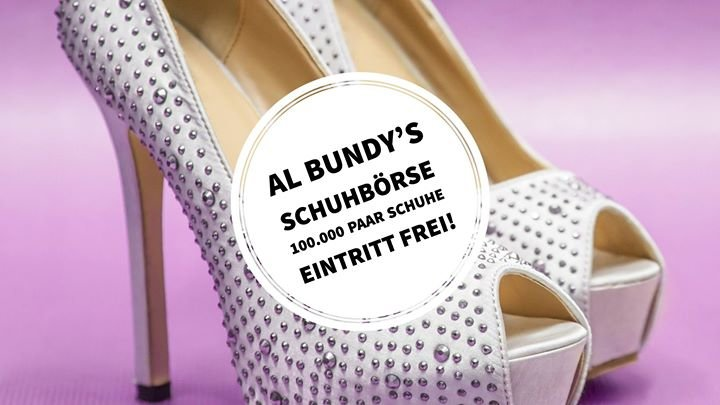 Al Bundy Schuhboerse cover