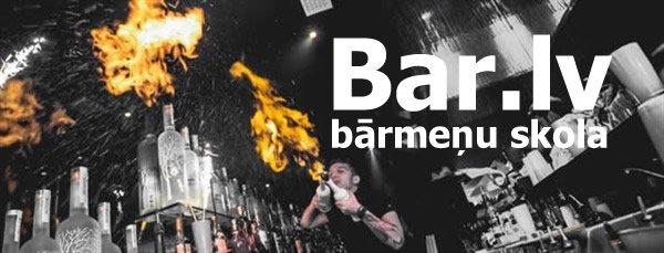 Bar.lv bārmeņu skola cover