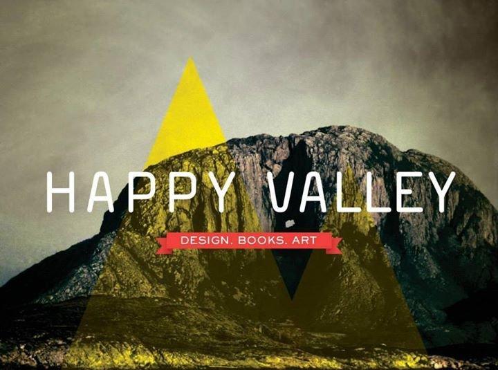 Happy Valley Shop cover