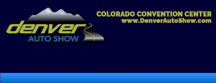 Denver Auto Show cover