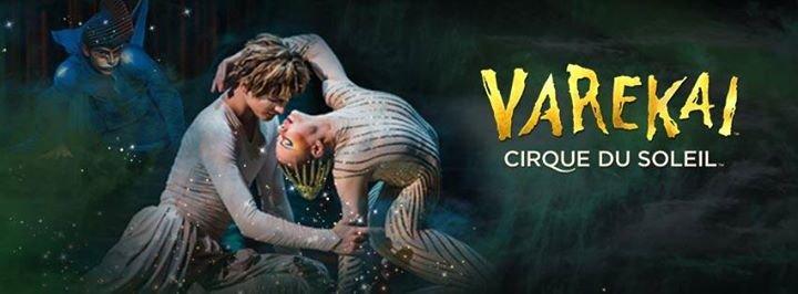 Varekai by Cirque du Soleil cover