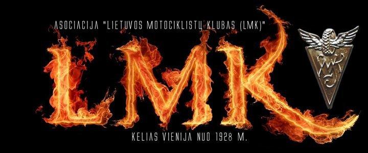 """Asociacija """"Lietuvos Motociklistų Klubas"""" (LMK) cover"""