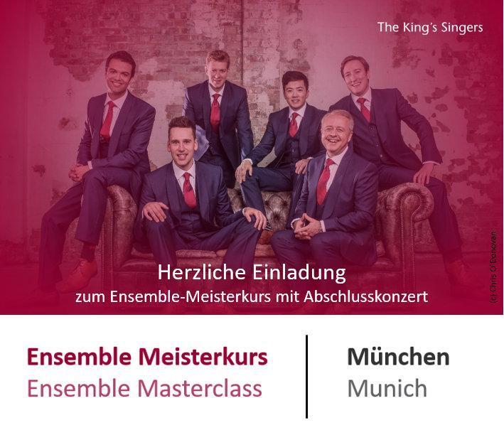 Ensemble Meisterkurs München cover