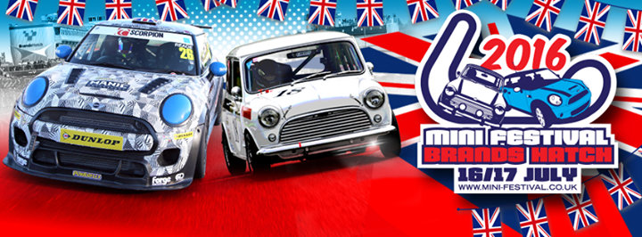 Brands Hatch Mini Festival cover
