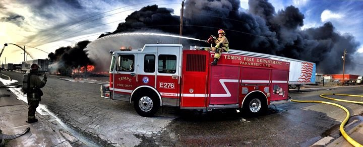 United Phoenix Firefighters cover