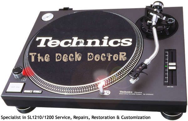 The Deck Doctor - London UK cover