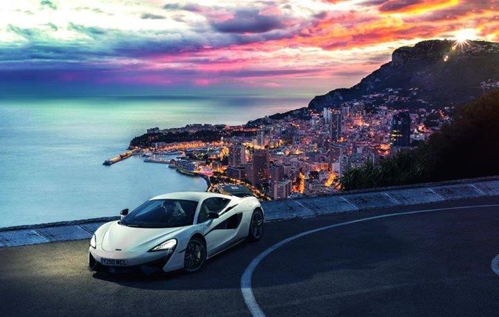 McLaren Monaco cover