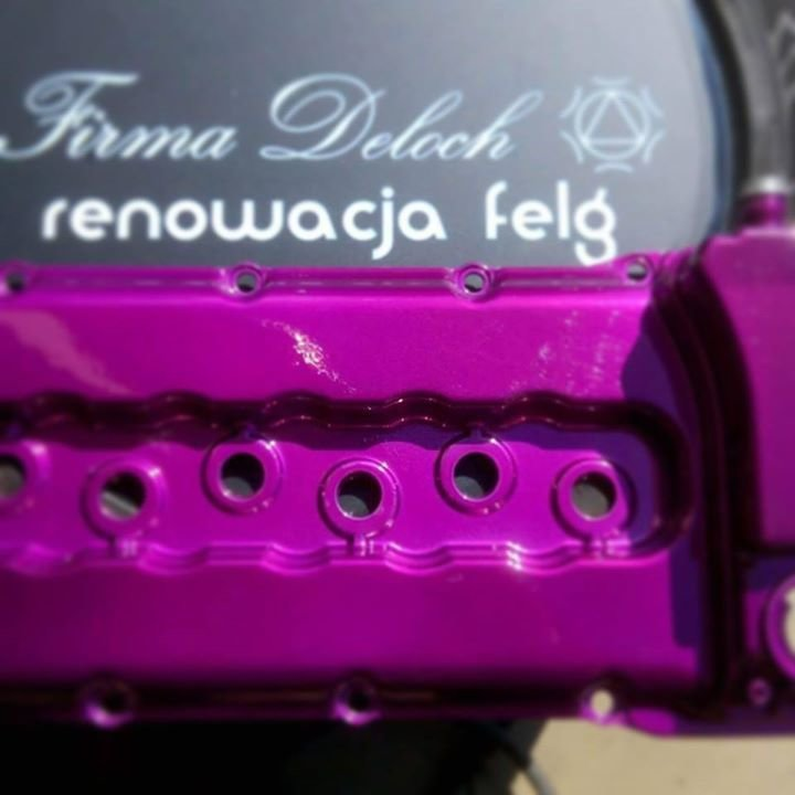 Renowacja Felg - Firma Deloch cover