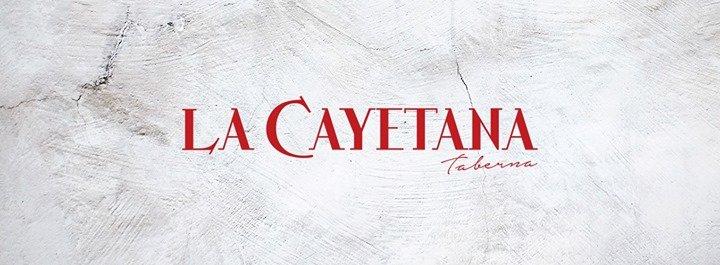 La Cayetana cover