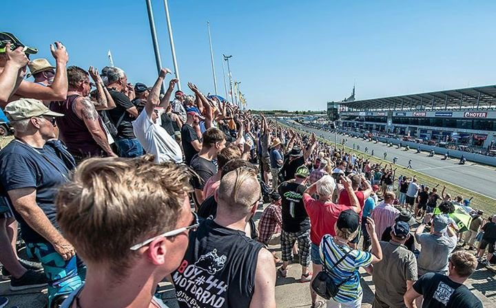 Motorsport Arena Oschersleben cover