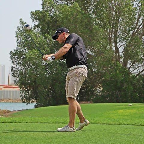 Golfvalmentaja Petri Parviainen PGA cover