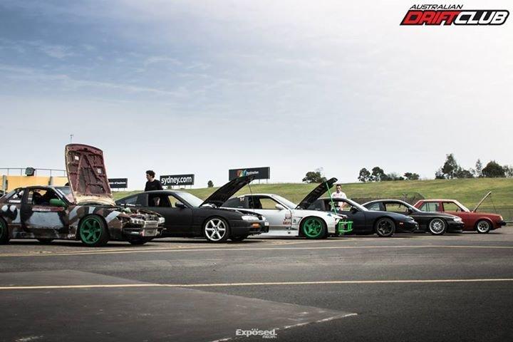 Australian Drift Club cover