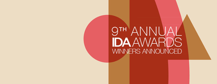 International Design Awards cover
