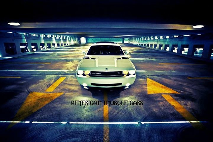 American Muscle Cars cover