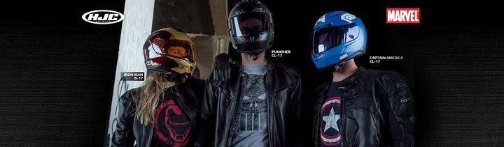 HJC Helmets cover