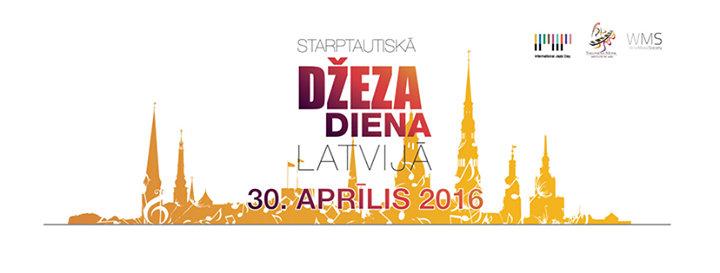 International Jazz Day Latvia cover