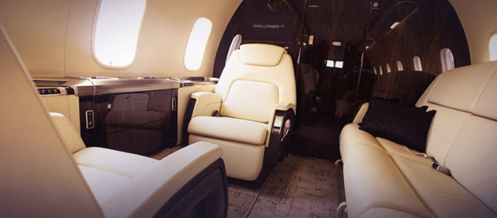 Bombardier Business Aircraft cover
