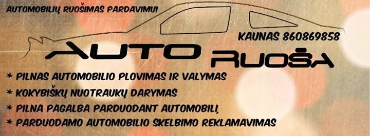 Auto Ruoša cover