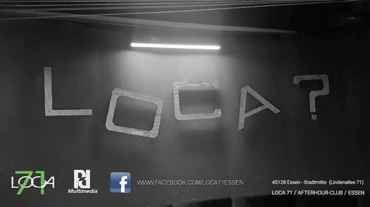Loca 71 / Afterhour-Club / Essen cover