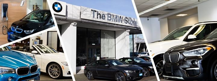 The BMW Store cover