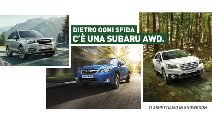 Subaru Italia cover